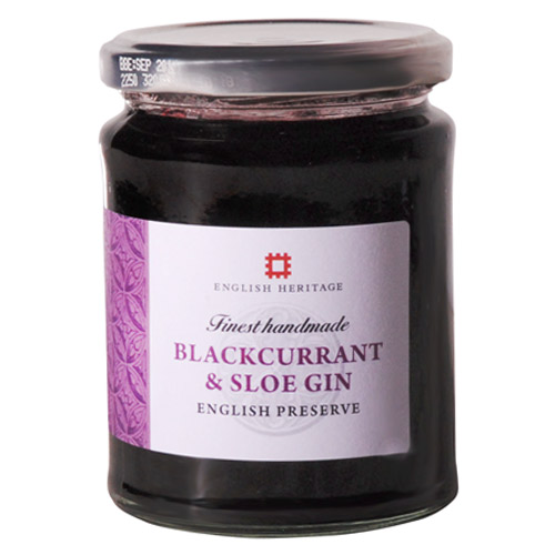Product English Heritage. Blackcurrant. Destination Value.