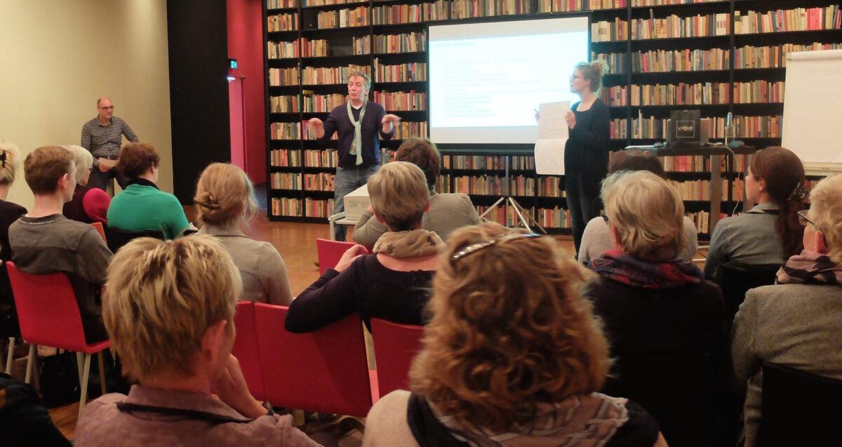 Workshop Museumwinkel. Product presentatie.