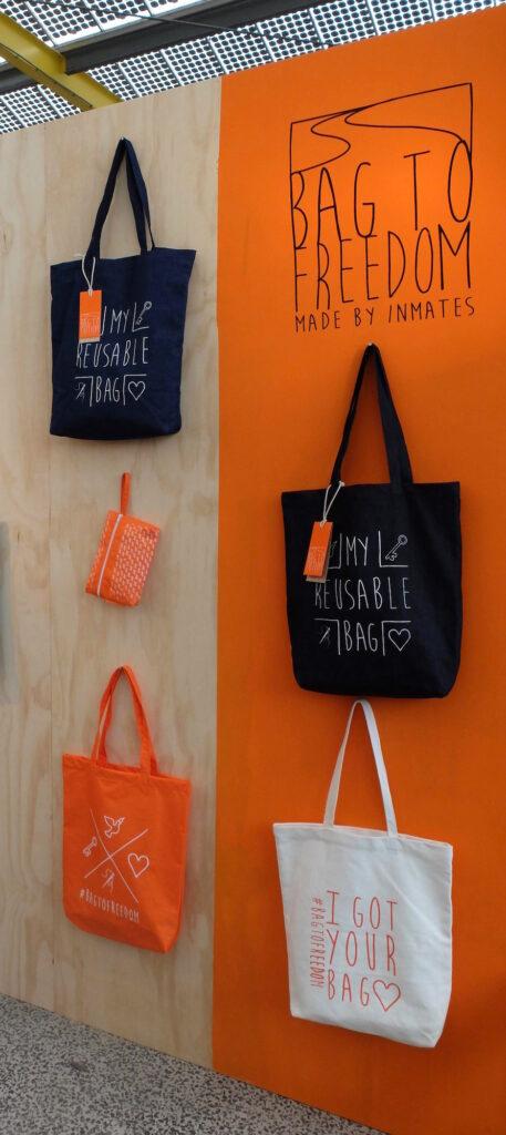 Social Design door Bags to Freedom.