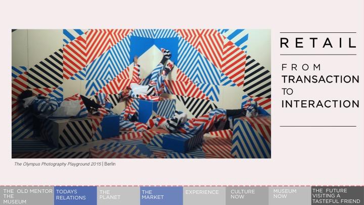 From Transaction into Interaction. Presentatie The Future Museum | Ellen Groenveld