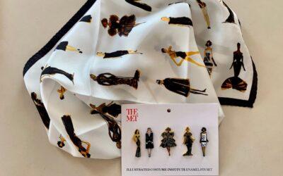 De Pin Set van The Met